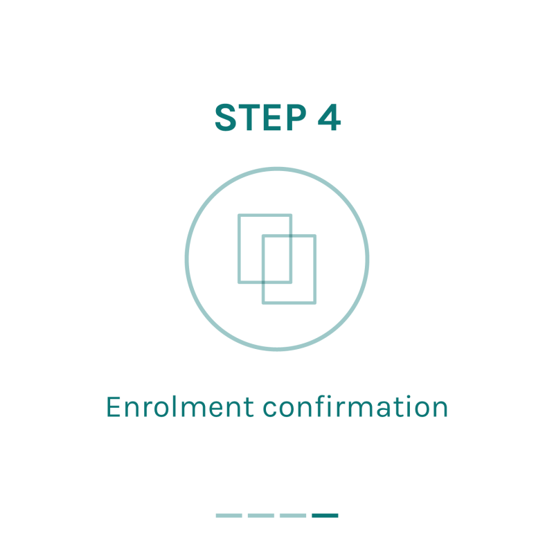 enrolment-confirmation